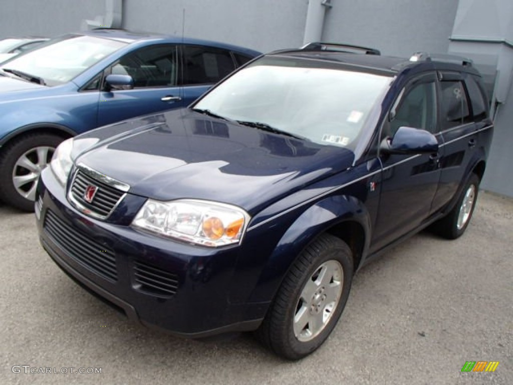 Deep Blue 2007 Saturn Vue V6 Awd Exterior Photo 85050461