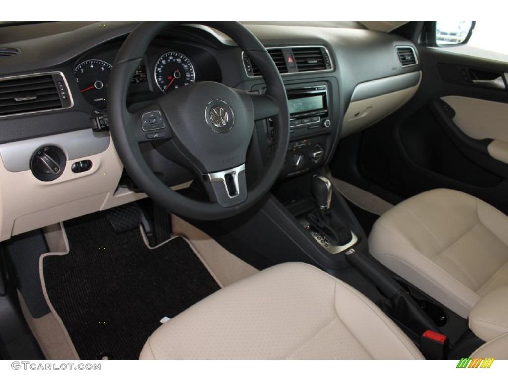 cornsilk beige interior 2014 volkswagen jetta se sedan. Black Bedroom Furniture Sets. Home Design Ideas