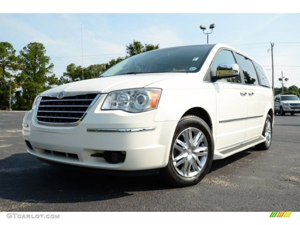 2008 stone white chrysler town country limited 85066828 car color galleries. Black Bedroom Furniture Sets. Home Design Ideas
