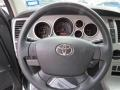 Graphite Gray Steering Wheel Photo for 2007 Toyota Tundra #85079769