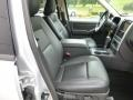 Front Seat of 2010 Mountaineer V8 Premier AWD