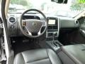 2010 Mountaineer Charcoal Black Interior