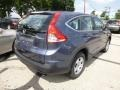 2014 Twilight Blue Metallic Honda CR-V LX AWD  photo #3
