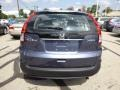2014 Twilight Blue Metallic Honda CR-V LX AWD  photo #4