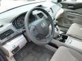 2014 Twilight Blue Metallic Honda CR-V LX AWD  photo #15