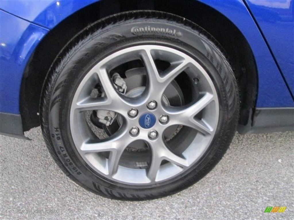 2013 Ford Focus SE Hatchback Wheel Photos | GTCarLot.com