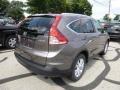 2014 Urban Titanium Metallic Honda CR-V EX-L AWD  photo #3