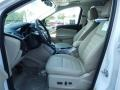 2014 White Platinum Ford Escape SE 2.0L EcoBoost  photo #6