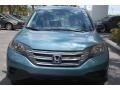 2014 Mountain Air Metallic Honda CR-V LX  photo #2