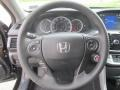 Black Steering Wheel Photo for 2014 Honda Accord #85102169
