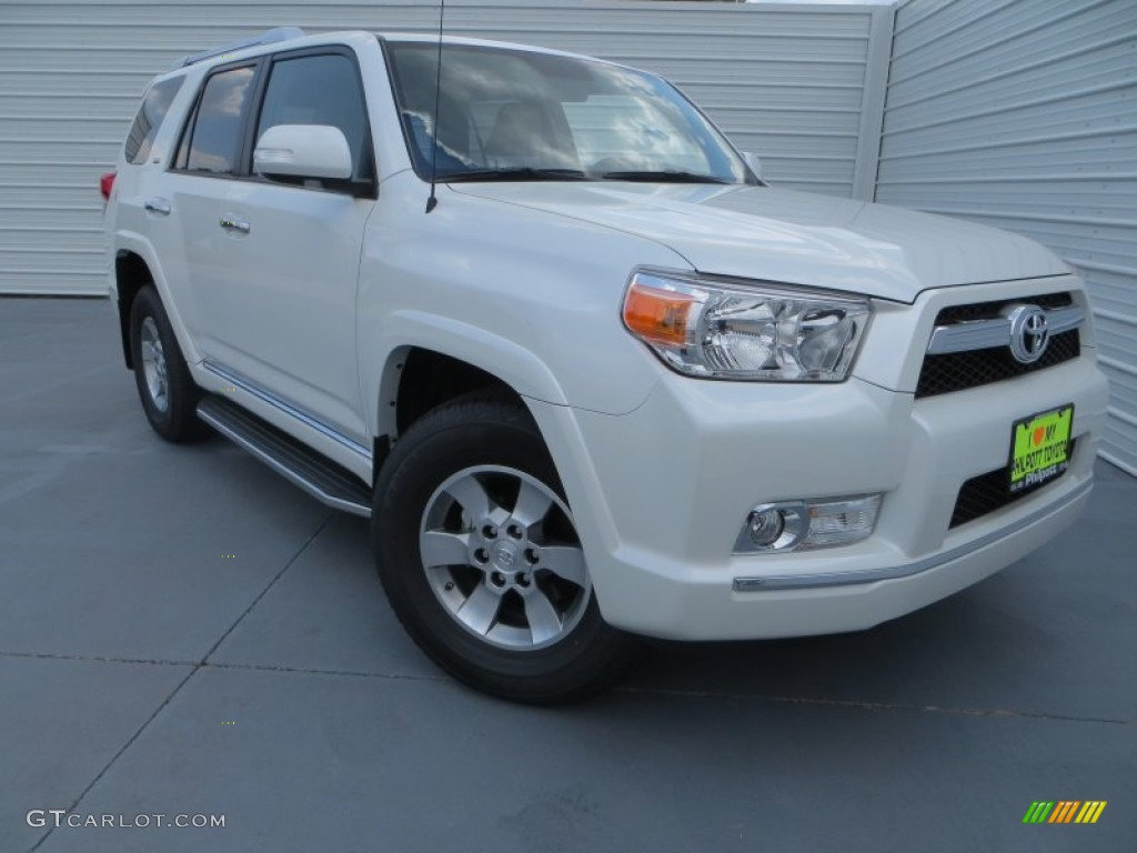 2013 blizzard white pearl toyota 4runner sr5 85066696 car color galleries. Black Bedroom Furniture Sets. Home Design Ideas