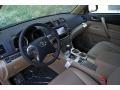 Sand Beige 2013 Toyota Highlander Interiors