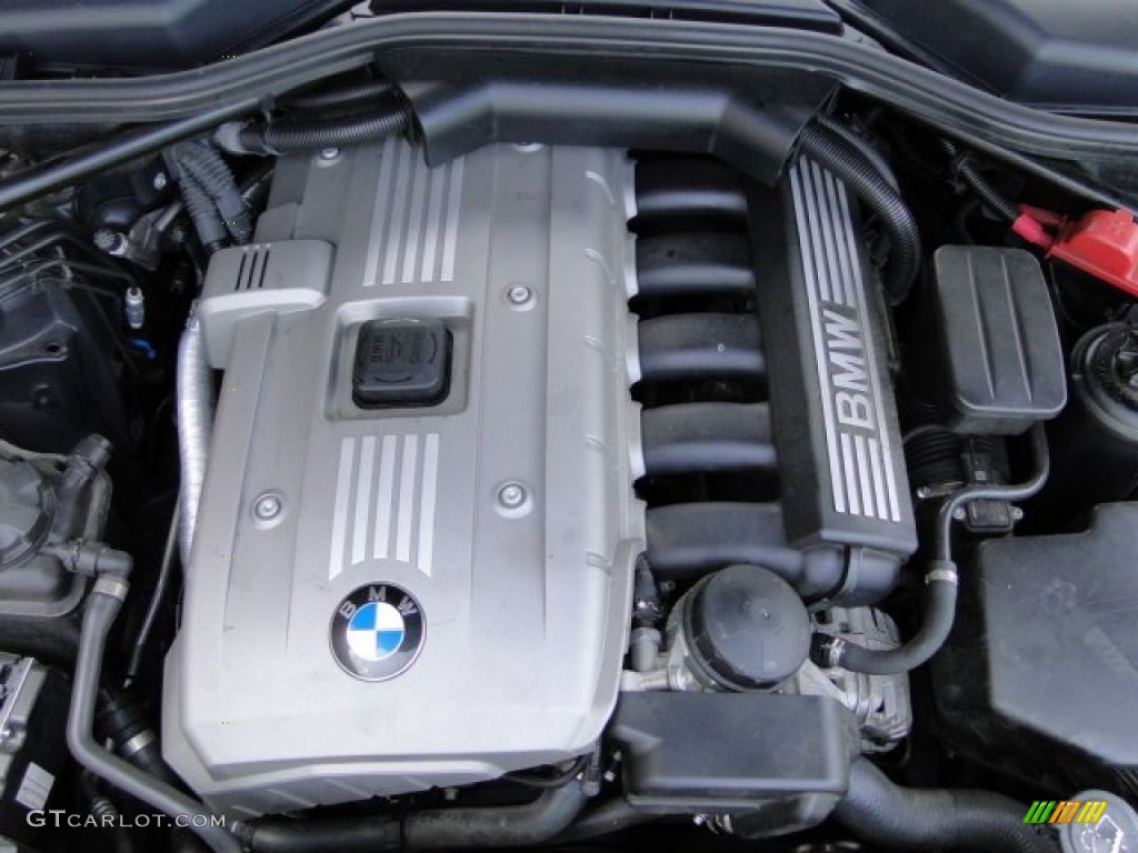 2007 Bmw 5 Series 530i Sedan Engine Photos Gtcarlot Com