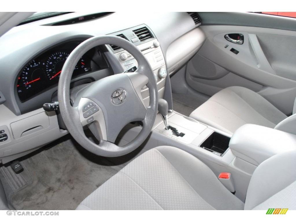 Ash Interior 2007 Toyota Camry Le Photo 85117250