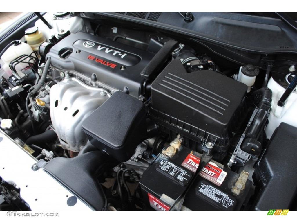 2007 Toyota Camry Le 2 4l Dohc 16v Vvt
