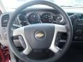 2013 Deep Ruby Metallic Chevrolet Silverado 1500 LT Crew Cab  photo #13