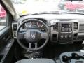 Black/Diesel Gray Dashboard Photo for 2014 Ram 1500 #85128887