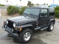 Black 1997 Jeep Wrangler Gallery