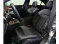 Front Seat of 2012 CLS 550 Coupe