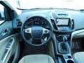 2014 White Platinum Ford Escape SE 1.6L EcoBoost  photo #9