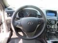 2013 Platinum Metallic Hyundai Genesis Coupe 2.0T  photo #26