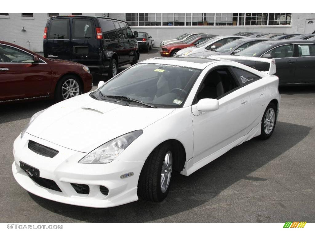2003 super white toyota celica gt 8498258. Black Bedroom Furniture Sets. Home Design Ideas