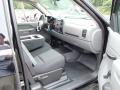 2012 Black Chevrolet Silverado 1500 Work Truck Extended Cab  photo #11