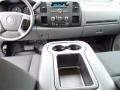 2012 Black Chevrolet Silverado 1500 Work Truck Extended Cab  photo #14