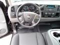 2012 Black Chevrolet Silverado 1500 Work Truck Extended Cab  photo #15