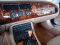 1997 Jaguar XK Cashmere Interior Dashboard Photo
