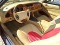 1997 Jaguar XK Cashmere Interior Prime Interior Photo