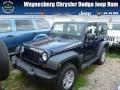 2013 True Blue Pearl Jeep Wrangler Sport 4x4 #85120008