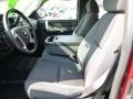 2009 Deep Ruby Red Metallic Chevrolet Silverado 1500 LT Extended Cab 4x4  photo #11