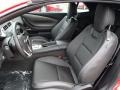 Black Front Seat Photo for 2014 Chevrolet Camaro #85182421