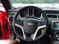 Black Steering Wheel Photo for 2014 Chevrolet Camaro #85182467