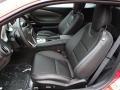 Black Front Seat Photo for 2014 Chevrolet Camaro #85182539