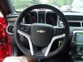 Black Steering Wheel Photo for 2014 Chevrolet Camaro #85182587