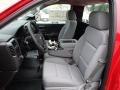 Jet Black/Dark Ash Front Seat Photo for 2014 Chevrolet Silverado 1500 #85183352