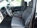 Jet Black Front Seat Photo for 2014 GMC Sierra 1500 #85192805