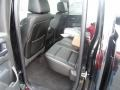 Jet Black Rear Seat Photo for 2014 GMC Sierra 1500 #85194623