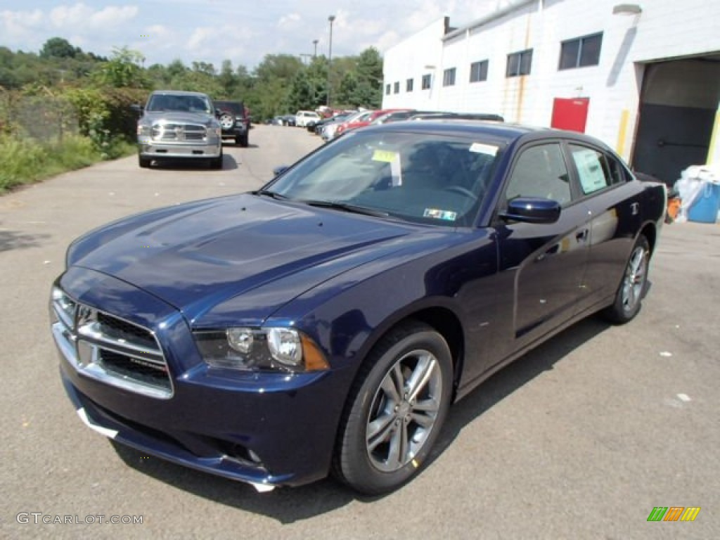 jazz blue pearl 2014 dodge charger sxt awd exterior photo 85197821. Black Bedroom Furniture Sets. Home Design Ideas
