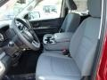 Black/Diesel Gray Front Seat Photo for 2014 Ram 1500 #85199309