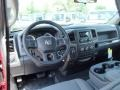 Black/Diesel Gray Dashboard Photo for 2014 Ram 1500 #85199405