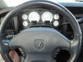 2002 Graphite Metallic Dodge Ram 1500 SLT Quad Cab  photo #7