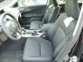 Black Front Seat Photo for 2014 Honda Accord #85217051