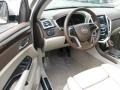 Shale/Brownstone 2014 Cadillac SRX Interiors