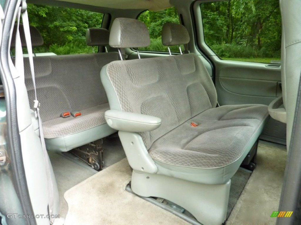 1999 chrysler town country lx rear seat photos gtcarlot com gtcarlot com