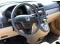 2010 Opal Sage Metallic Honda CR-V LX AWD  photo #4