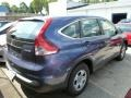 2013 Twilight Blue Metallic Honda CR-V LX AWD  photo #4