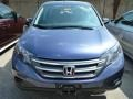 2013 Twilight Blue Metallic Honda CR-V LX AWD  photo #7